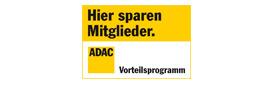 Logo - ADAC Vorteilsprogramm
