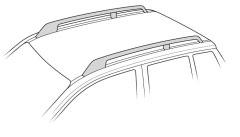 Dachträger für klassische Reling